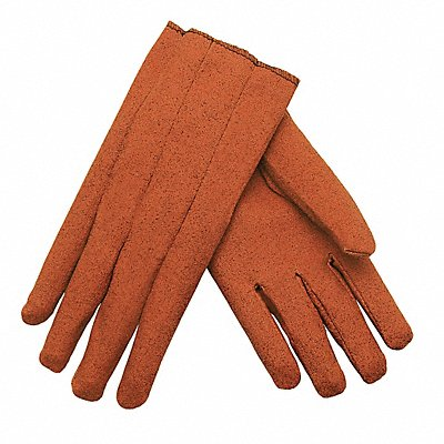 Smooth Coated Gloves Glove Size L Russett
