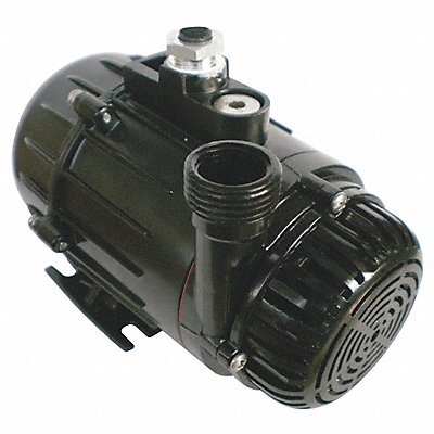 1/10 HP Compact Submersible Pump 115V Voltage Continuous Duty 6 ft Cord Length