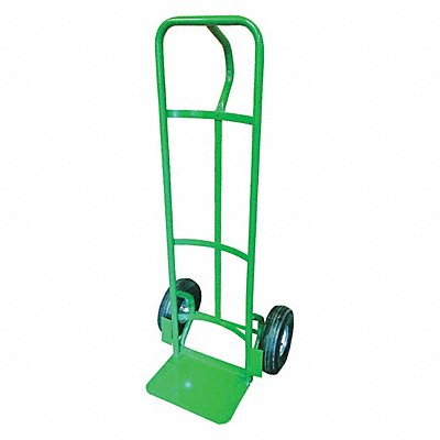 Hand Truck 550 lb Load Capacity Continuous Frame Loop 14 Noseplate Width