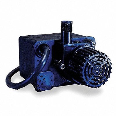 1/28 HP Compact Submersible Pump 115V Voltage Continuous Duty 6 ft Cord Length