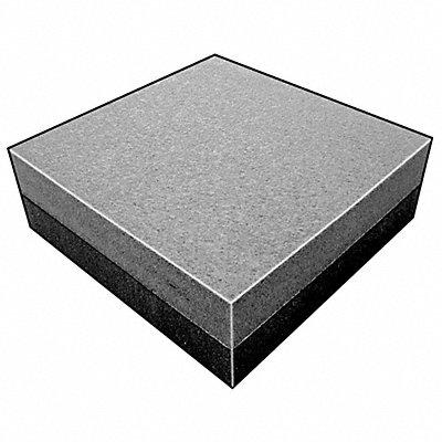 Water-Resistant Closed Cell Tool Organizer Foam Sheet 2 lb Polyethylene/1.8 lb Dark Blue Polyethyl