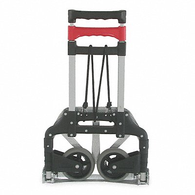 Folding Hand Truck Straight Bar 175 lb. Overall Width 15-1/2  Overall Height 39