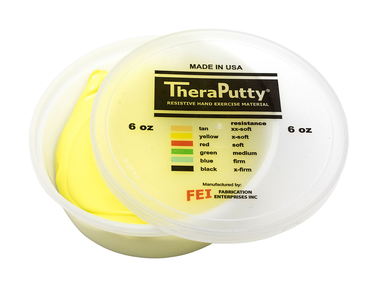 Theraputty Standard Exercise Putty - 6oz