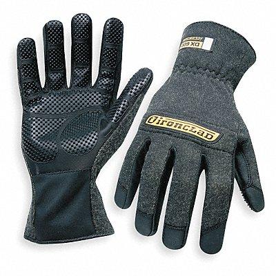 Heat Resistant Gloves Kevlar? 600¬F Max Temp. Men's L PR 1