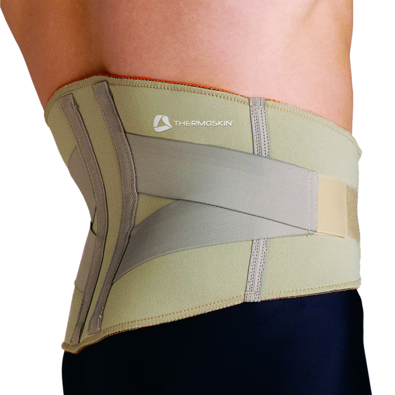 Thermoskin Lumbar Support, X-Small, Pack of 1
