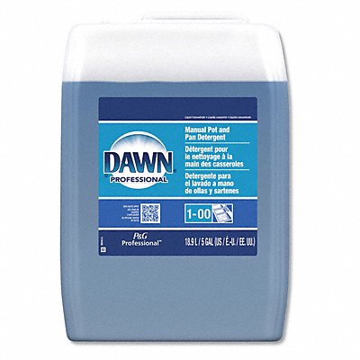 Dishwashing Soap Hand Wash 5 gal Pail Original Liquid Ready to Use 1 EA