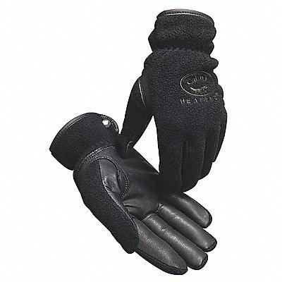 Cold Protection Gloves Heatrac? Lining Slip-On Cuff Black L PR 1