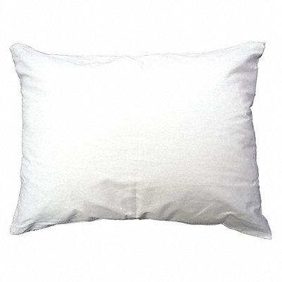 27 x 21 Standard Micro Denier Fiber Fill Pillow White