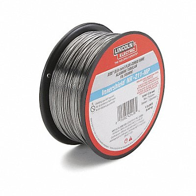 1 lb Carbon Steel Spool MIG Welding Wire with 0.030 Diameter and E71T-11 AWS Classification