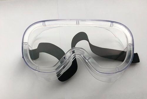 Safety Goggle Protective Eyewear | Box of 10