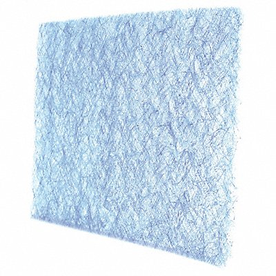 12x24x1 Fiberglass Air Filter Pad  |  Box of 50