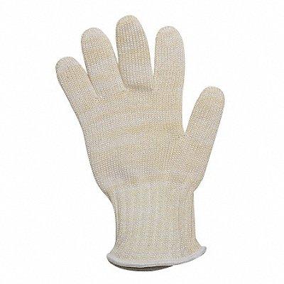 Heat Resistant Glove Kevlar?/Nomex? 482¬F Max Temp. Men's L EA 1