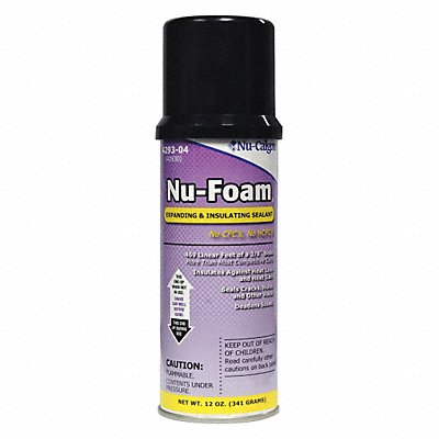 Multipurpose/Construction Sealant 12 oz Aerosol Spray Beige