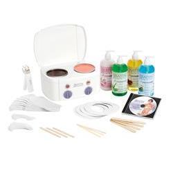 Satin Smooth Professional Double Wax Warmer Kit