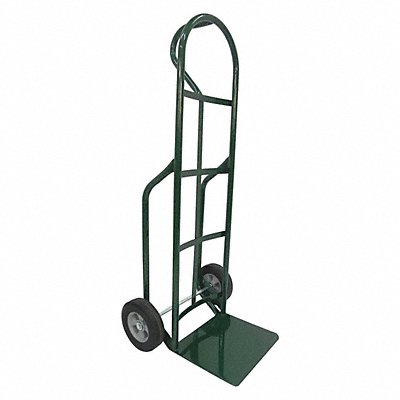 Hand Truck 800 lb Load Capacity Continuous Frame Loop 14 Noseplate Width 12 Noseplate Depth
