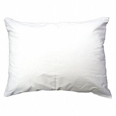 27 x 21 Standard Cluster Fiber Fill Pillow White