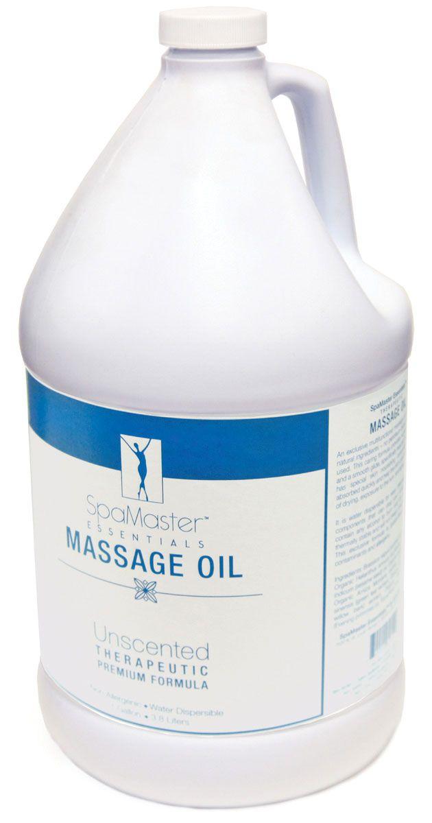 Spa Master Massage Oil 1 Gal