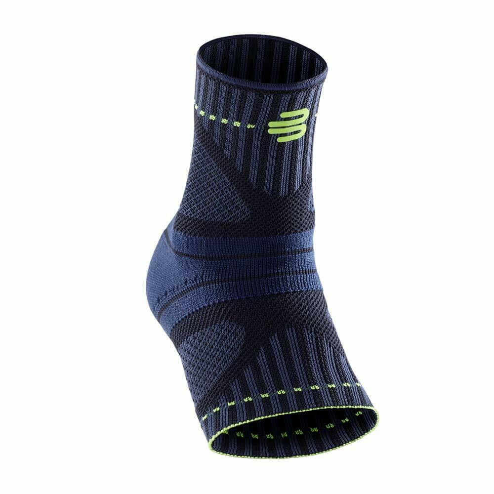 Bauerfeind Sports Ankle Support Dynamic - Ankle Compression Sleeve- Black