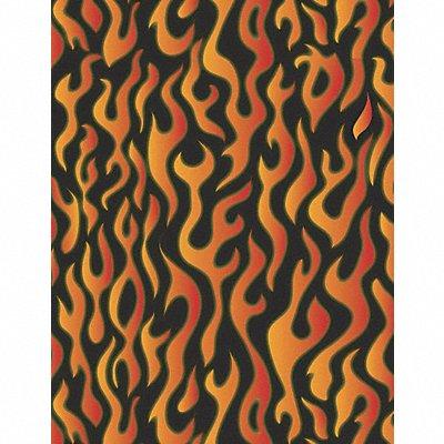 Evaporative Cooling Bandana Acrylic Polymer Orange/Black Universal 1 EA