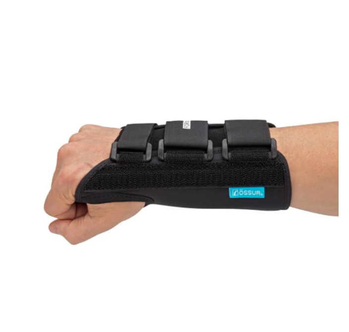 "Ossur Formfit Wrist Brace for Treatment of Tendonitis, Immobilization-8"" Version"