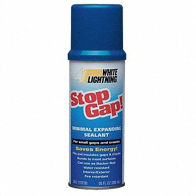 Window and Door Insulating Spray Foam Sealant 12 oz Aerosol Can Tan