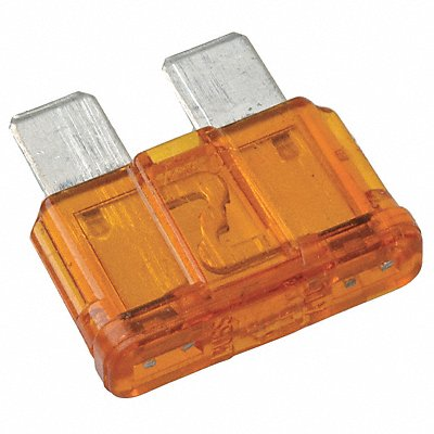 40A Fast Acting Nonindicating Plastic Fuse with 32VDC Voltage Rating ATC Series Amber  |  Box of 5