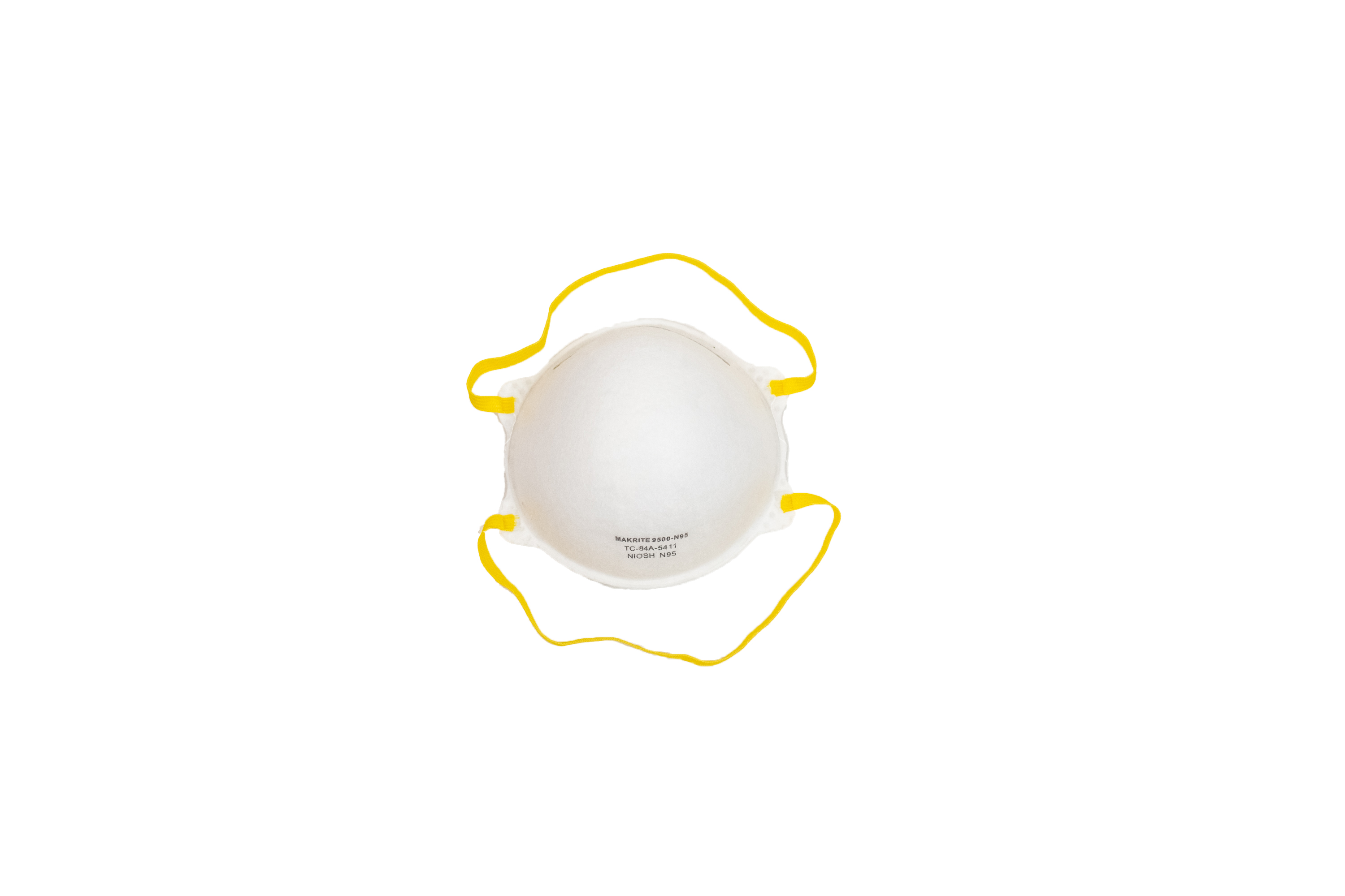 NIOSH Approved, FDA Approved, Surgical N95 Respirator Mask, Regular, Non-latex, 20 Masks per Box