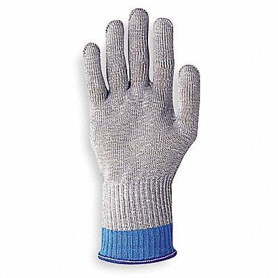Polyurethane Cut Resistant Glove ANSI/ISEA Cut Level 5 Lining Silver L EA 1