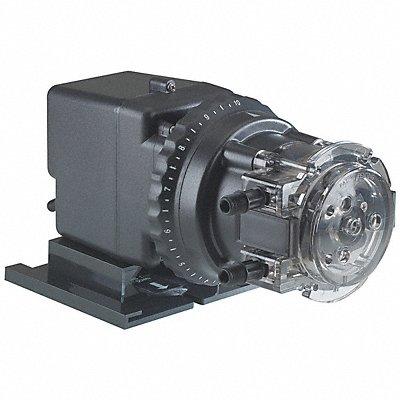 Chemical Metering Pump 5gpd 100psi Poly