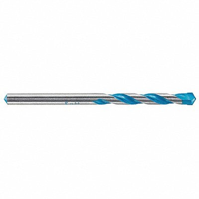 5/16 x 6 Round Hammer Drill Bit Number of Cutter Heads 4