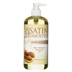 Satin Smooth Satin Release Wax Residue Remover Oil 16.9 oz