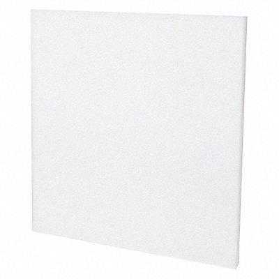 Sheet Stock Polypropylene 8 ft.L x 48 W x 0.063 Thick 212 Max Temp (F) White