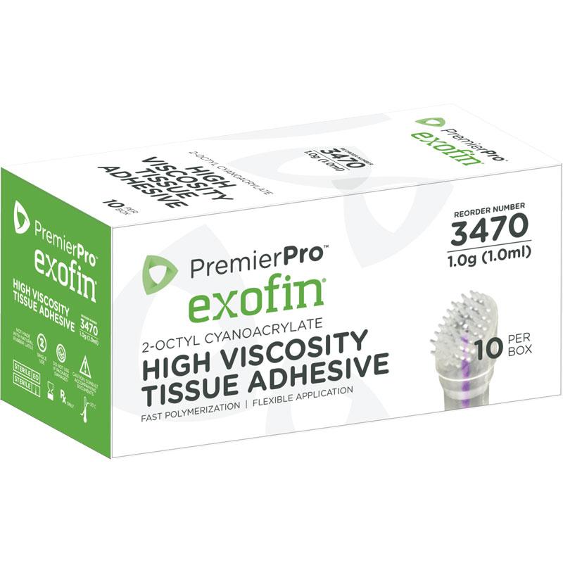 Premierpro Topical Skin Adhesive (tsa) / Exofin | 10 Pc/box