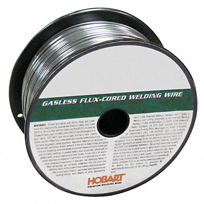 2 lb Carbon Steel Spool MIG Welding Wire with 0.035 Diameter and E71T-GS AWS Classification