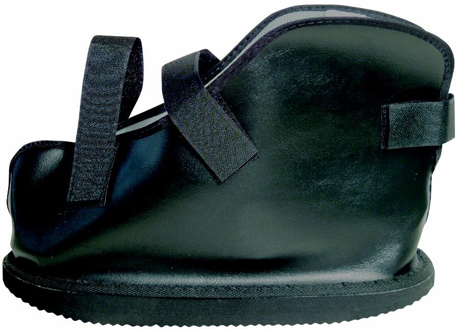 Tetra Cast Boot W/Rocker Sole, Closed Toe, Vinyl, Sold Individually
