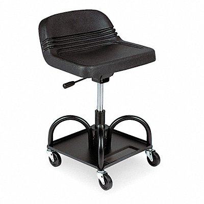 16 x 18-1/2 Mechanic Seat with 4 Wheels and 480 lb Load Capacity