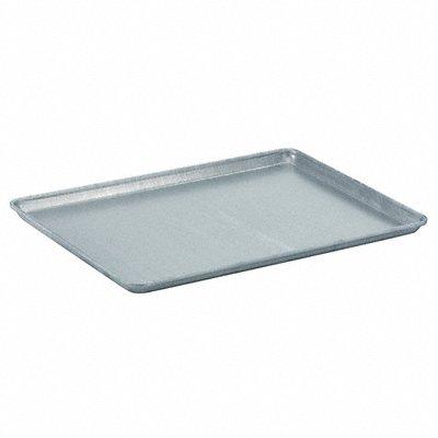 Half Size Sheet Pan 12-7/8 L x 17-3/4 W x 1 D Aluminum