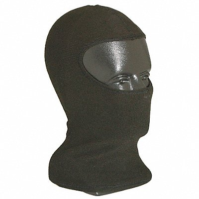 D4584 Face Mask Black Universal