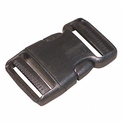 Side Squeeze Buckle 1-1/2 In. PK10