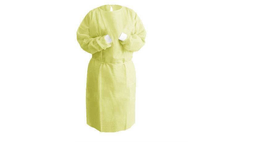 Isolation Gown AAMI Level 2, XL 100/CS  NEW PRICE! WUHIG