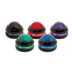 OMNI BLACK CAP MASSAGE ROLLER