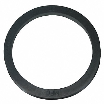 5.5mm x 3mm Stretch Fit V-Ring Seal Black