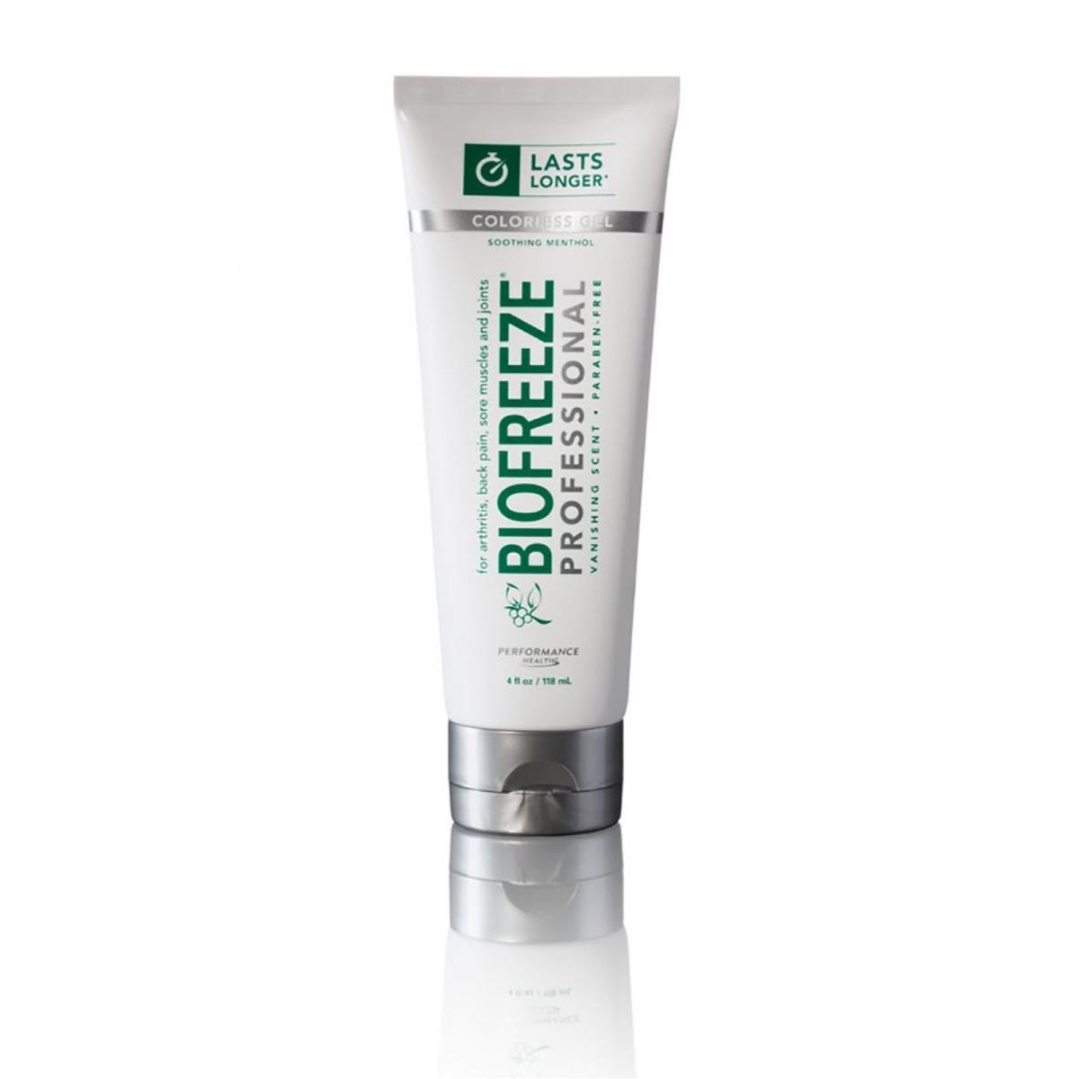 Biofreeze Professional, 4 oz Gel Colorless