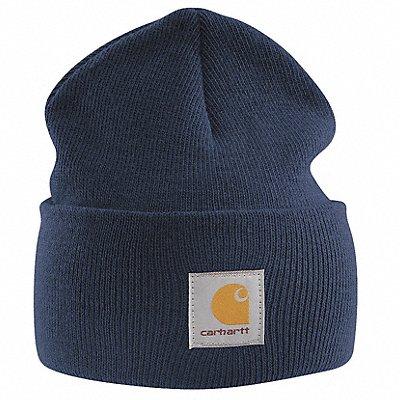 D2583 Knit Cap Universal Navy Blue