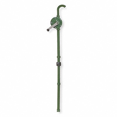 Polypropylene Hand Operated Drum Pump Rotary