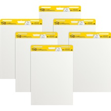 Post-it Self-Stick Easel Pad Value Pack, MMM559VAD6PK, Case of 6