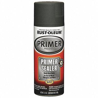 Automotive Primer Sealer Gray 12 oz.
