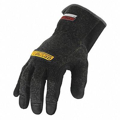 Heat Resistant Gloves Kevlar? 450¬F Max Temp. Men's L PR 1