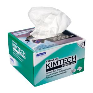 Kimwipes, 4.5 x 8.5, White, 280/pk