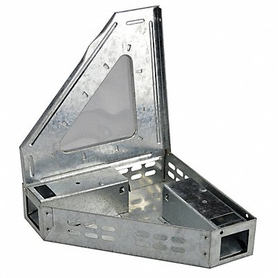 Triangle Mouse Trap Clear Lid
